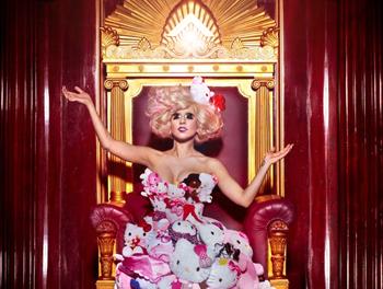 Hello Kitty maitresse du monde !