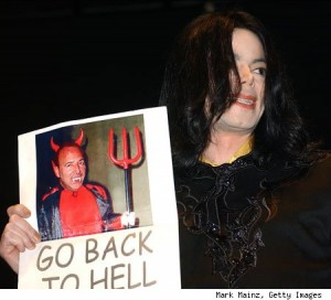tommy mottola michael jackson devil
