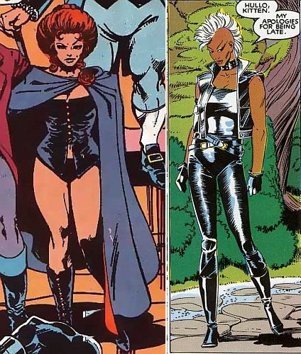 jean grey storm ororo dominatrix