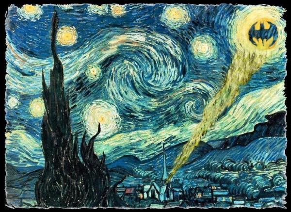 Van Gogh Gotham