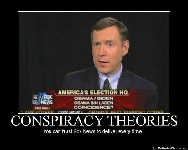 conspiracy foxnews
