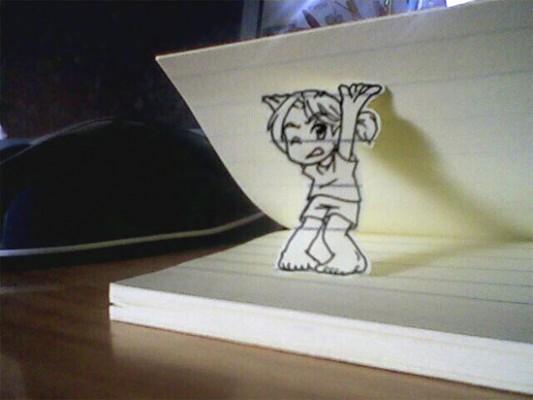 paper child book