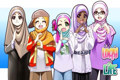 Islam kawaii desu